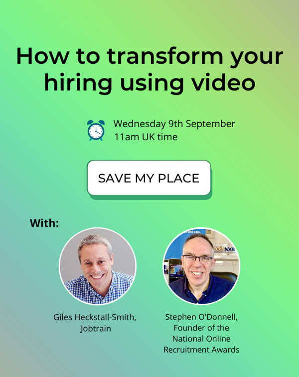 HOW Talent - How to transform your hiring using video