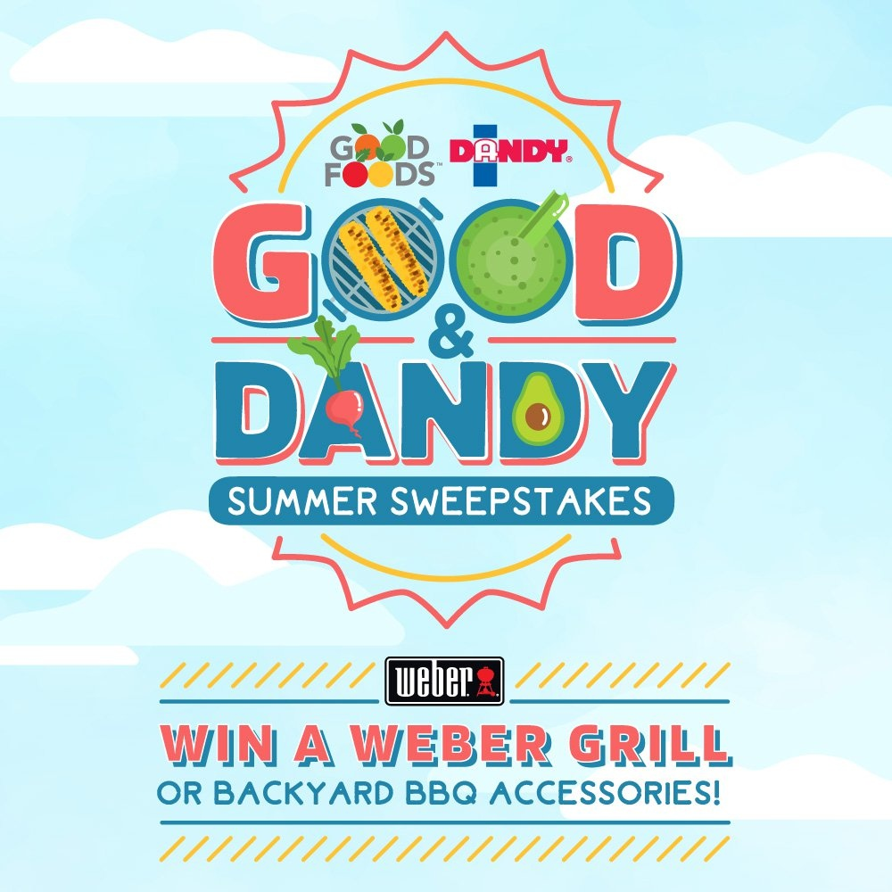 Good & Dandy Summer Sweepstakes