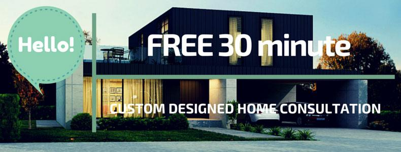 Custom Designed Home Consultation