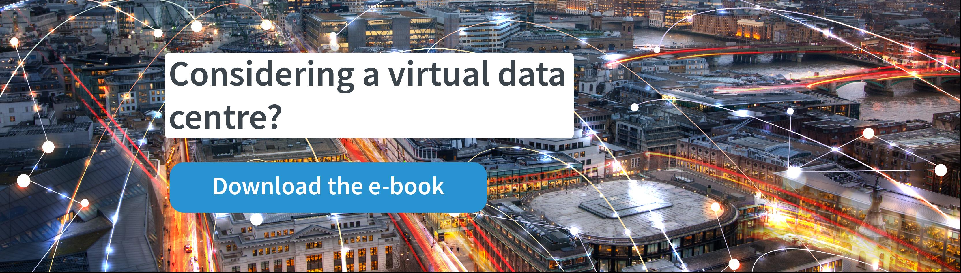 CTA to download private cloud e-book