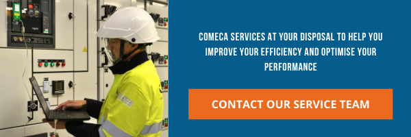 Comeca services at your disposal to help you improve your efficiency and optimise your performance