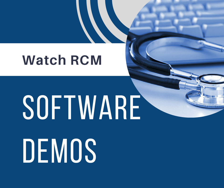 Revenue Cycle Management Software Demo