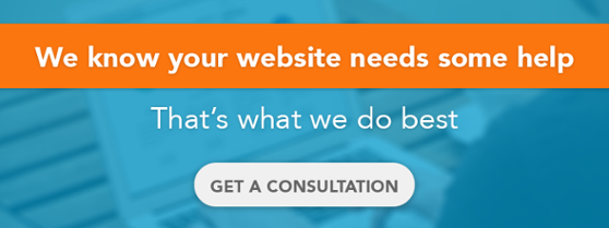 We know your website needs some help. That's what we do best. Get a consultation now!