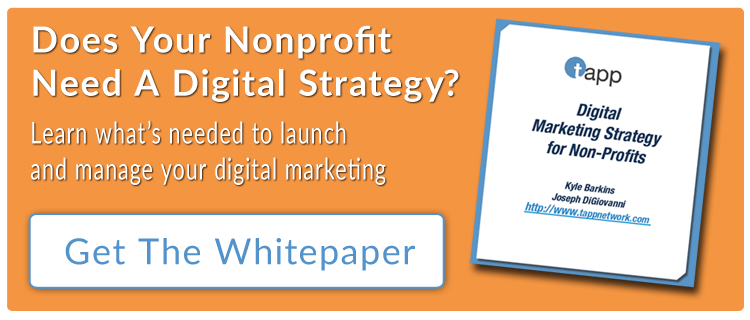 Digital Marketing Strategy For Nonprofits
