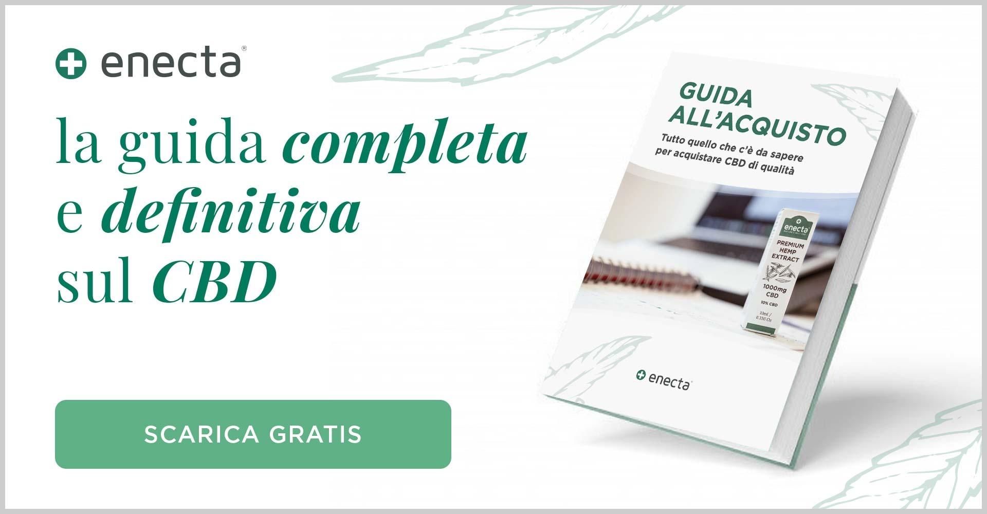 Guida all'acquisto di CBD Enecta