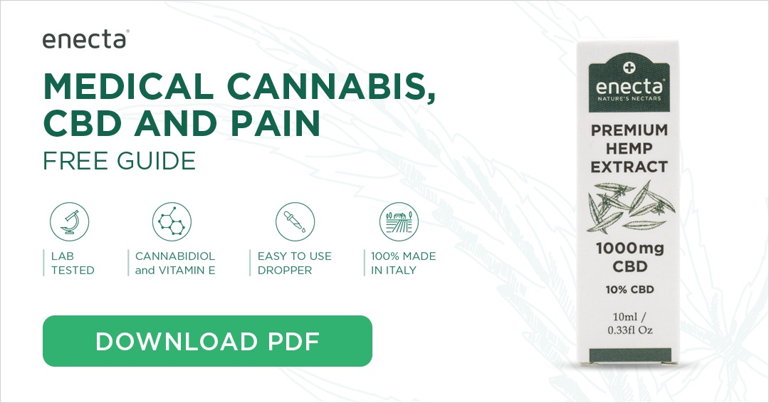 Medical cannabis, CBD and pain free guide