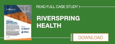 RiverSpring Health Case Study