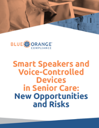 Smart Speakers & Voice-Controlled Devices in Senior Care