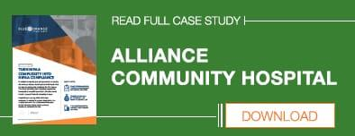 Alliance Community Hospital Case Study