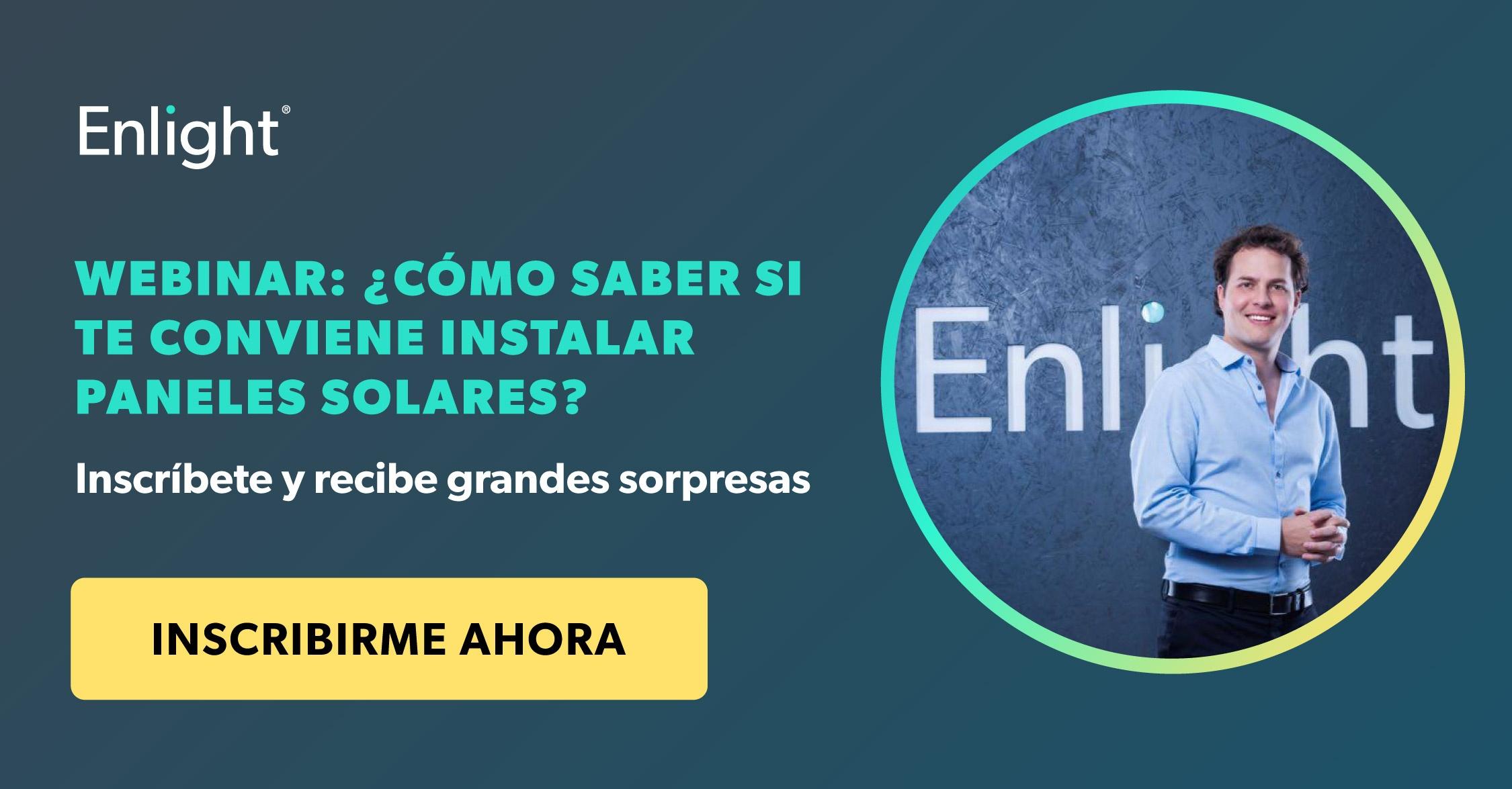 webinar como saber si te convine instalar paneles solares