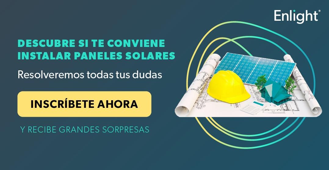 como saber si te conviene instalar paneles solares