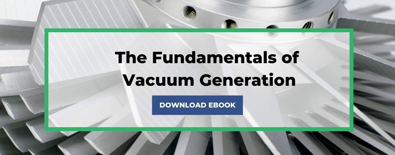 The fundamentals of vacuum generation