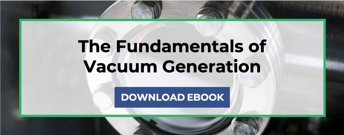 The Fundamentals of vacuum generation book