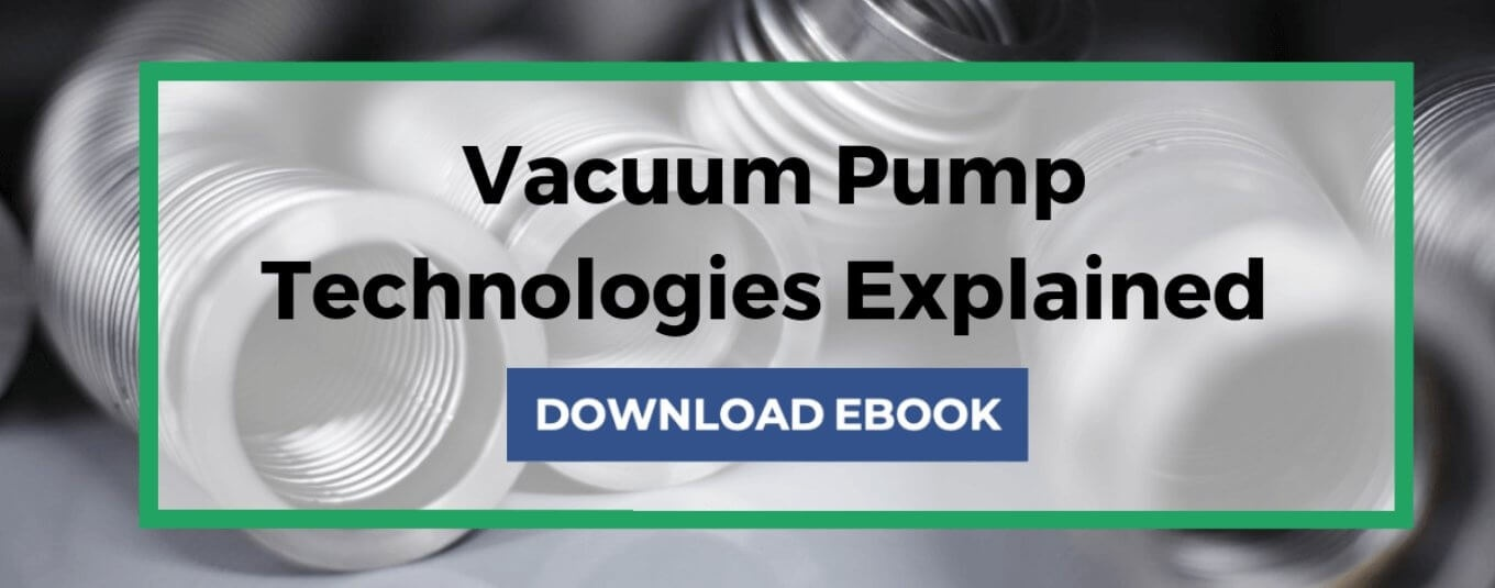 vacuum pump technologies explained