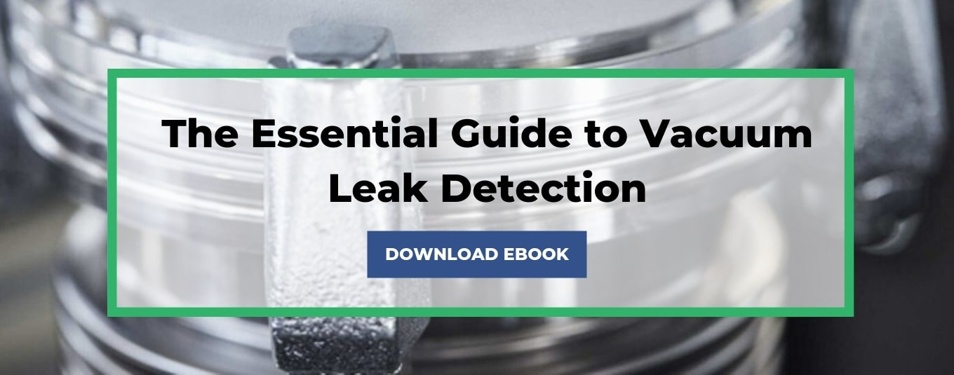 Guide to vacuum leak detection book