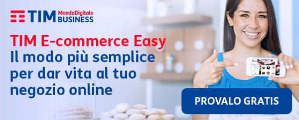 TIM ecommerce easy