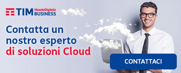 Contatta esperto di soluzioni Cloud
