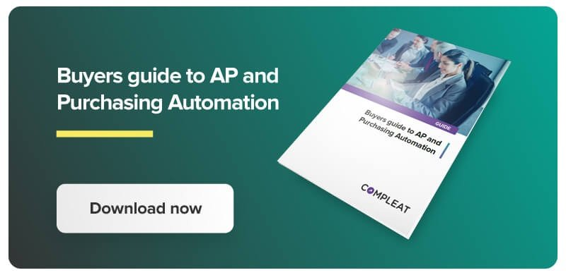 Buyers guide to AP automation and purchasing automation