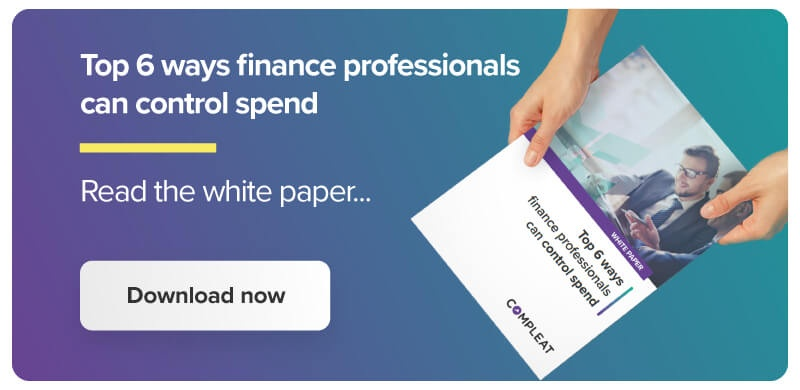 Top 6 ways finance professionals can control spend