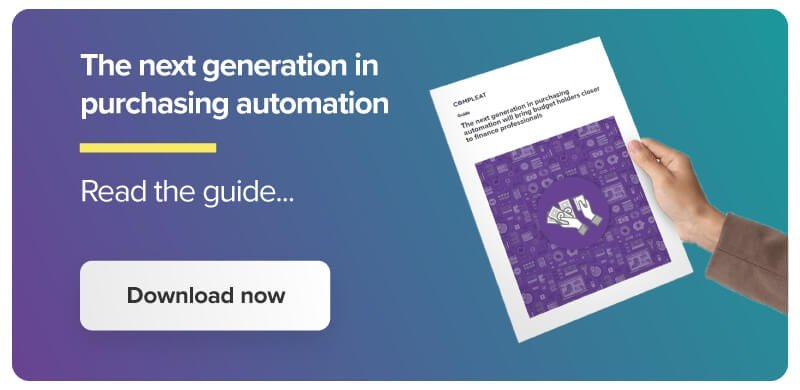 The next generation in purchasing automation