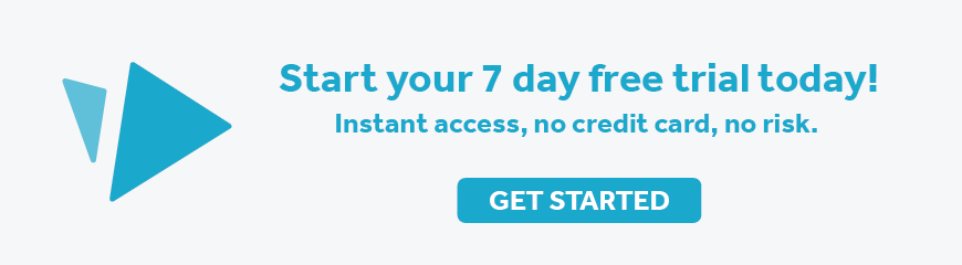 Start your 7 day free trial today!