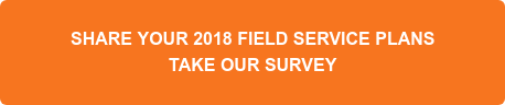 SHARE YOUR 2018 FIELD SERVICE PLANS