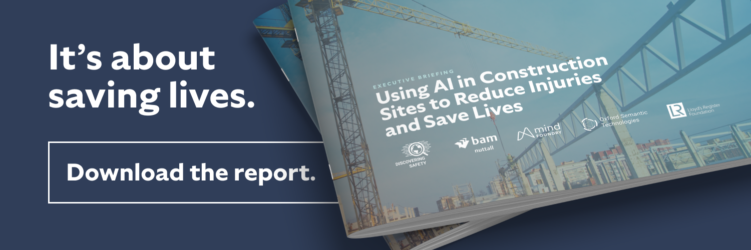 Download the report on Health and Safety.