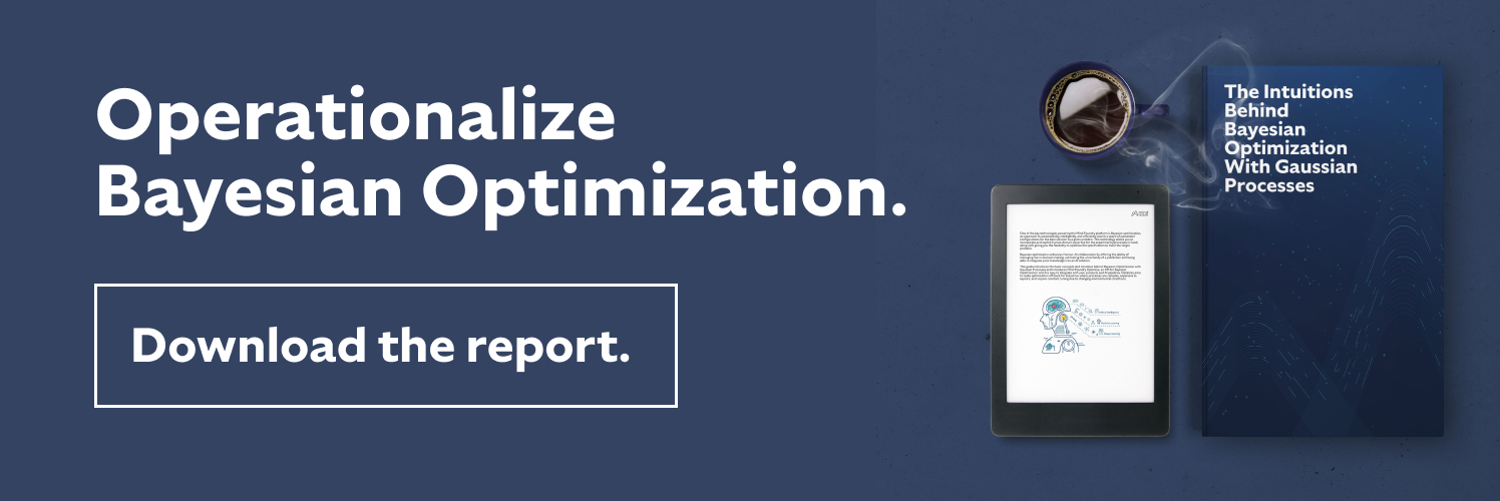 Download the report on Bayesian Optimization