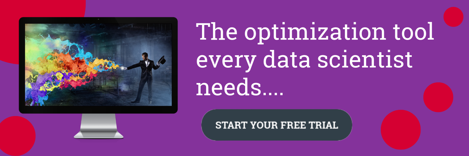 Data Scientists: Optimize model building with free trial of Mind Foundry Optimize