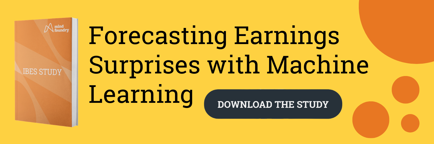 Forecasting Earnings Surprises with Machine Learning - Download the Study
