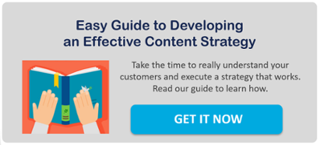 Easy Guide to Developing Content Strategy