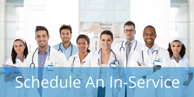 Schedule An In-Service CTA