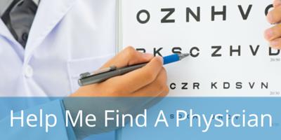 Find Me A Local Physician CTA