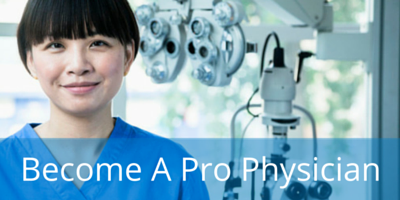 Become A Pro Physician CTA