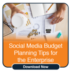 Social Media Budget Planning Tips for the Enterprise