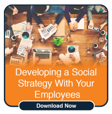 Delivering a Social Strategy With Your Employees