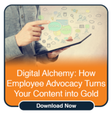 Digital Alchemy: How Employee Advocacy Turns Your Content into Gold