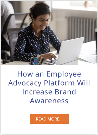 Employee advocacy brand awareness