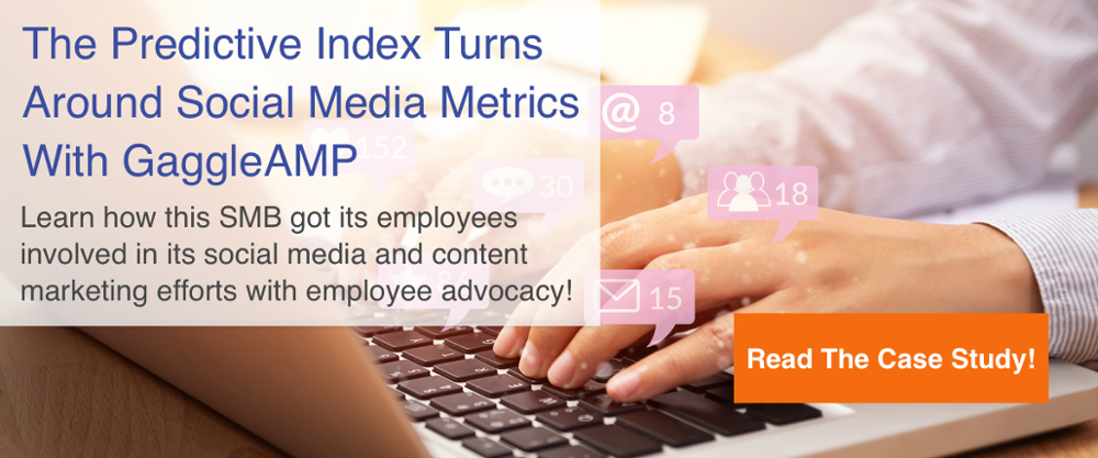 The predictive index employee advocacy case study