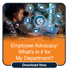 Employee Advocacy: What's in it for My Department?