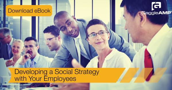 Download this eBook to start involving your employees in your company's social strategy