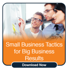 Small Business Tactics for Big Business Results