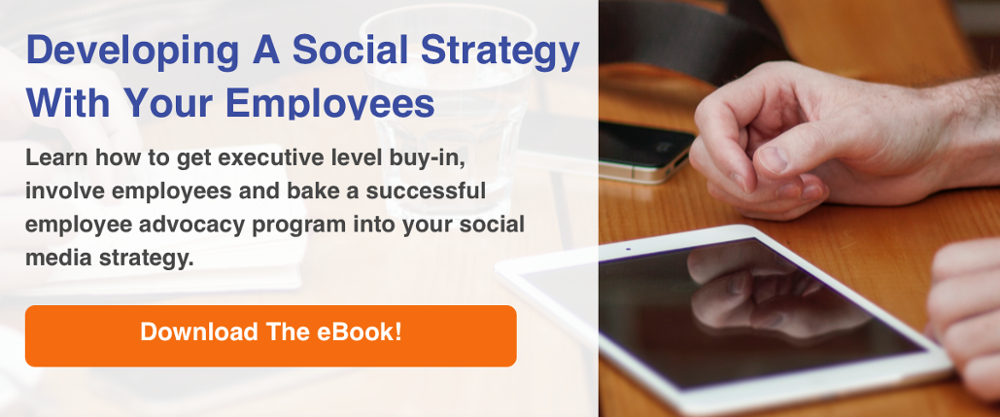 Developing a Social Strategy With Your Employees