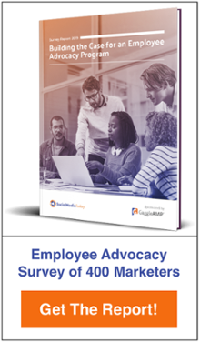 Employee Advocacy Survey