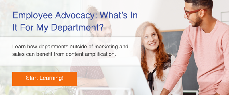 Employee Advocacy benefits eBook