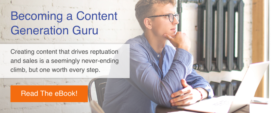 Becoming a Content Generation Guru for Your Employees