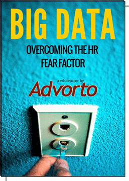 Is HR Afraid of Big Data? Download our whitepaper