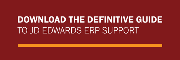 Download The Definitive Guide to JD Edwards ERP Support