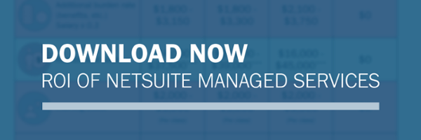 Download the NetSuite ROI Resource