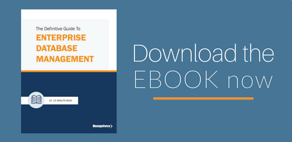 Download The Definitive Guide to Enterprise Database Management ebook now